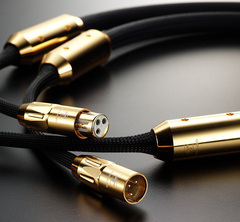 Gold Reference MKII XLR Interconnects Cable 1.0M